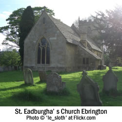 St Eadburgha's Church Ebrington