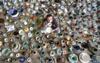 262 Cups and Saucers, Photo (c) Where I fell in Love Gallery
