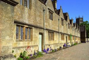 Chipping Campden Almshouses. Photo (c) Rick http://ligthelm.multiply.com