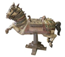 BAFRA Wood Horse